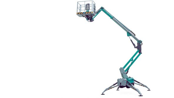 TTControl Becomes Electronic Supplier for IMER's Crawler Aerial Working Platforms