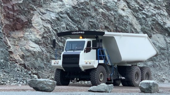 Off-road haulage in rough Australian environment